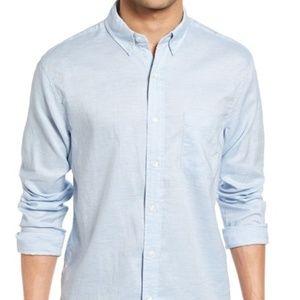 FAHERTY BRAND Ventura Trim Fit Oxford Cloth Sport